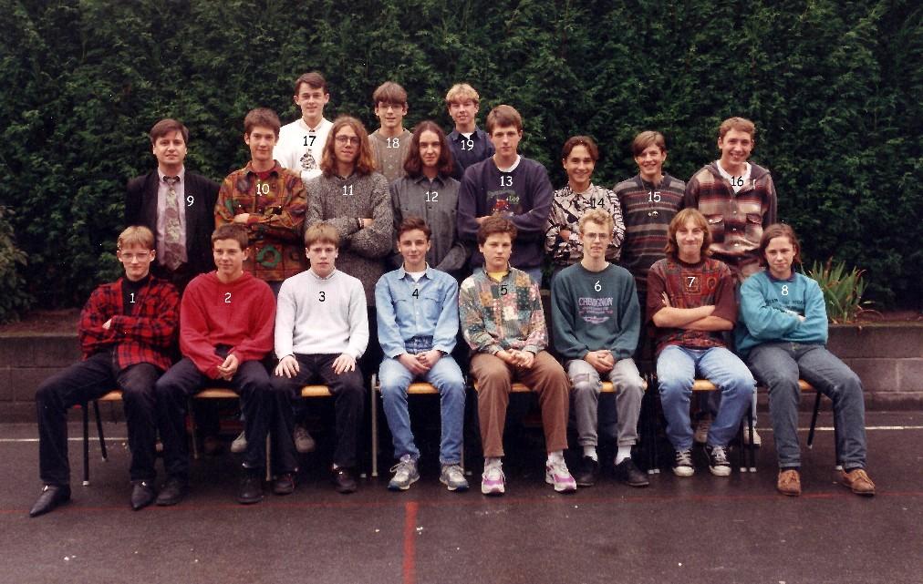 Schooljaar 1993-94
